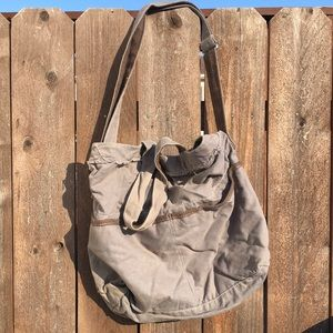 Thirty One Distressed Shoulder Bag Tote